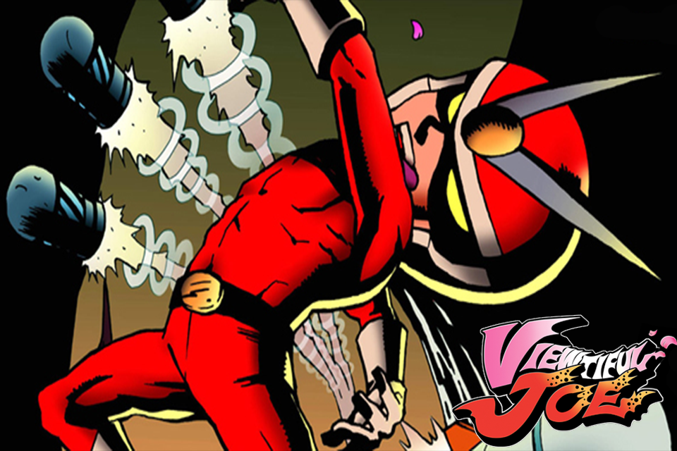 Screenshot Viewtiful Joe