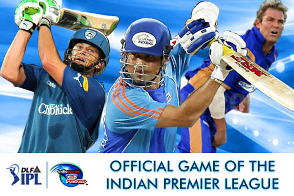 Screenshot IPL Indiagames Cricket T20Fever